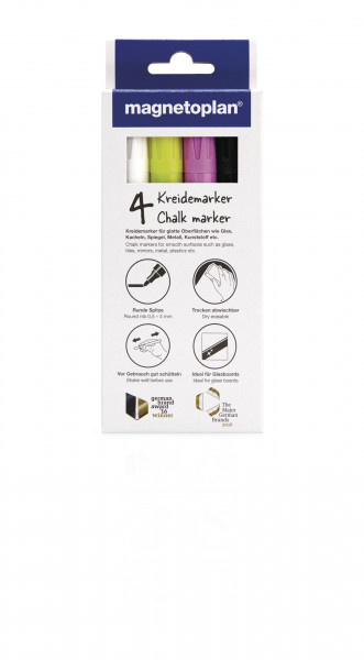Chalk markers