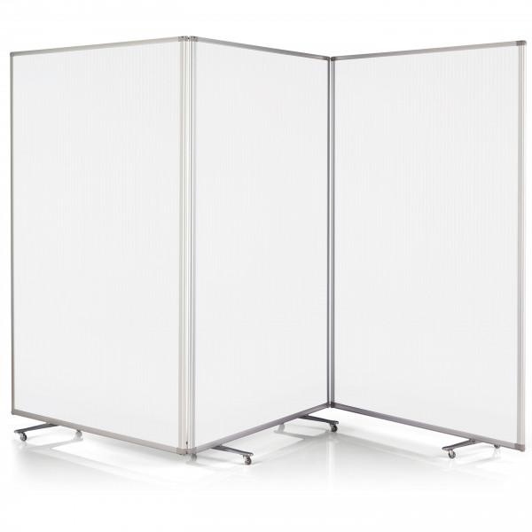 """Room divider mobile, foldable """"large"""""""