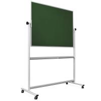 Design-Kreidetafel SP grün, mobil 1500x1000mm